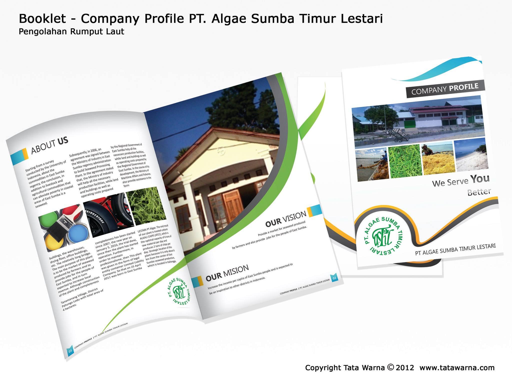 Desain Company Profile Yang Menarik Bikincompanyprofil